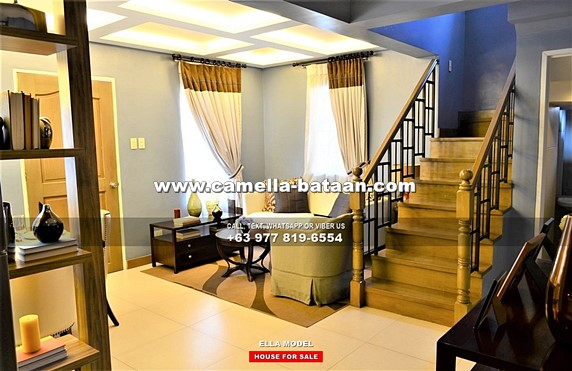Camella Bataan House and Lot for Sale in Bataan Philippines