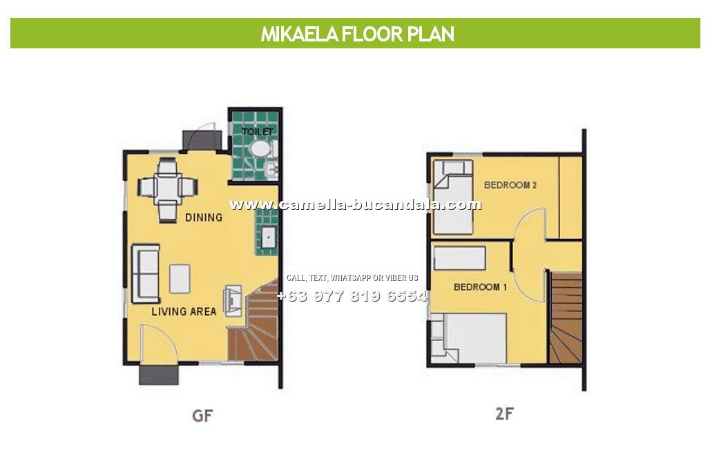 Mikaela  House for Sale in Bataan