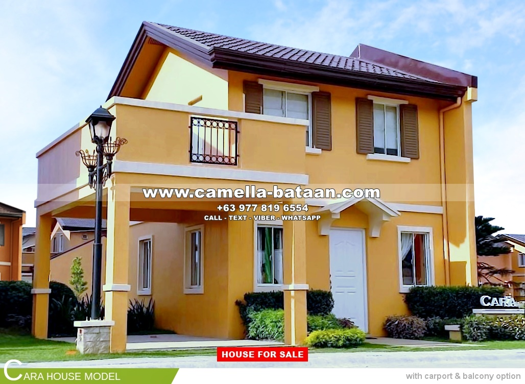 Cara House for Sale in Bataan / Bataan
