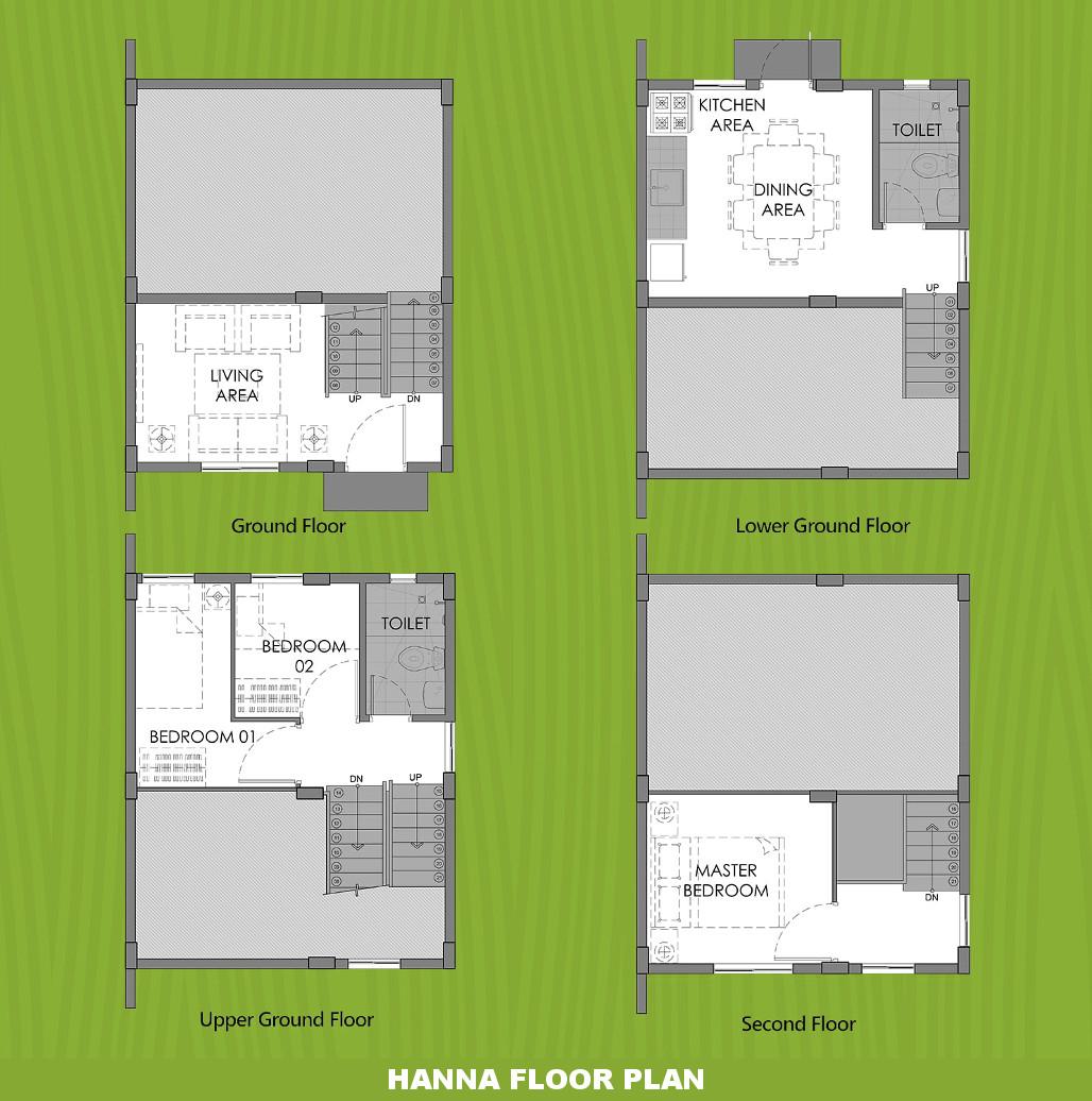 Hanna  House for Sale in Bataan