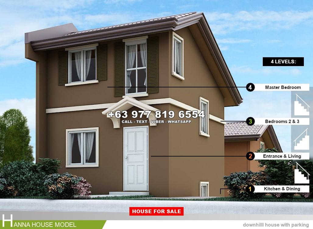 Hanna House for Sale in Bataan / Bataan
