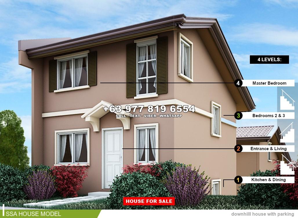 Issa House for Sale in Bataan / Bataan