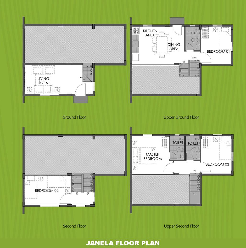 Janela  House for Sale in Bataan