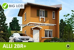 Alli - Affordable House for Sale in Bataan