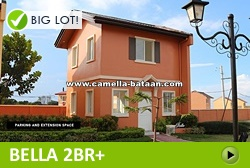 Bella House and Lot for Sale in Bataan Philippines