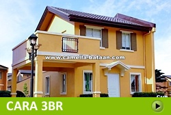 Cara House and Lot for Sale in Bataan Philippines