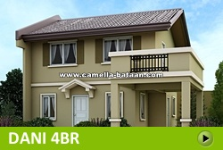 Dani House and Lot for Sale in Bataan Philippines