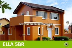 Ella House and Lot for Sale in Bataan Philippines