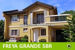 Freya House and Lot for Sale in Bataan Philippines