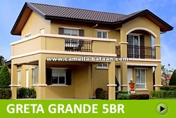 Greta House and Lot for Sale in Bataan Philippines