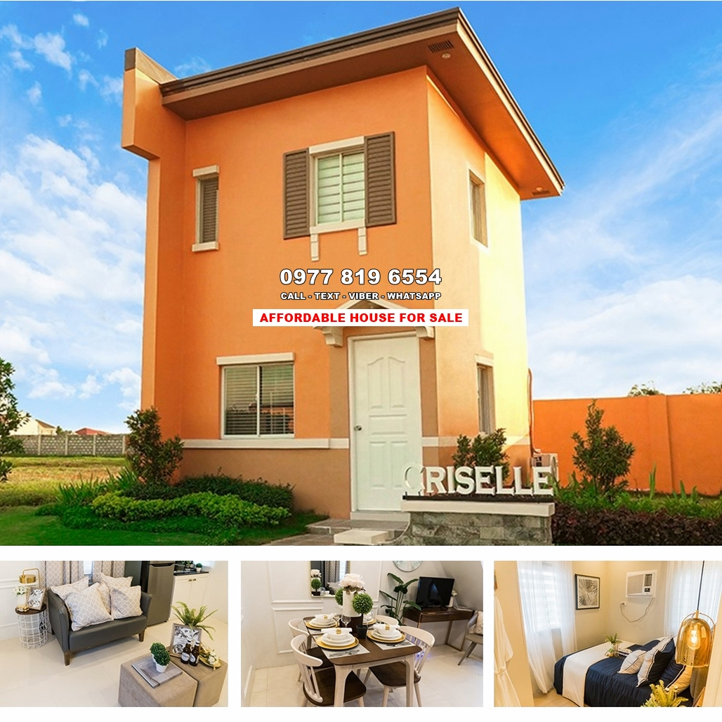 Criselle House for Sale in Bataan / Bataan