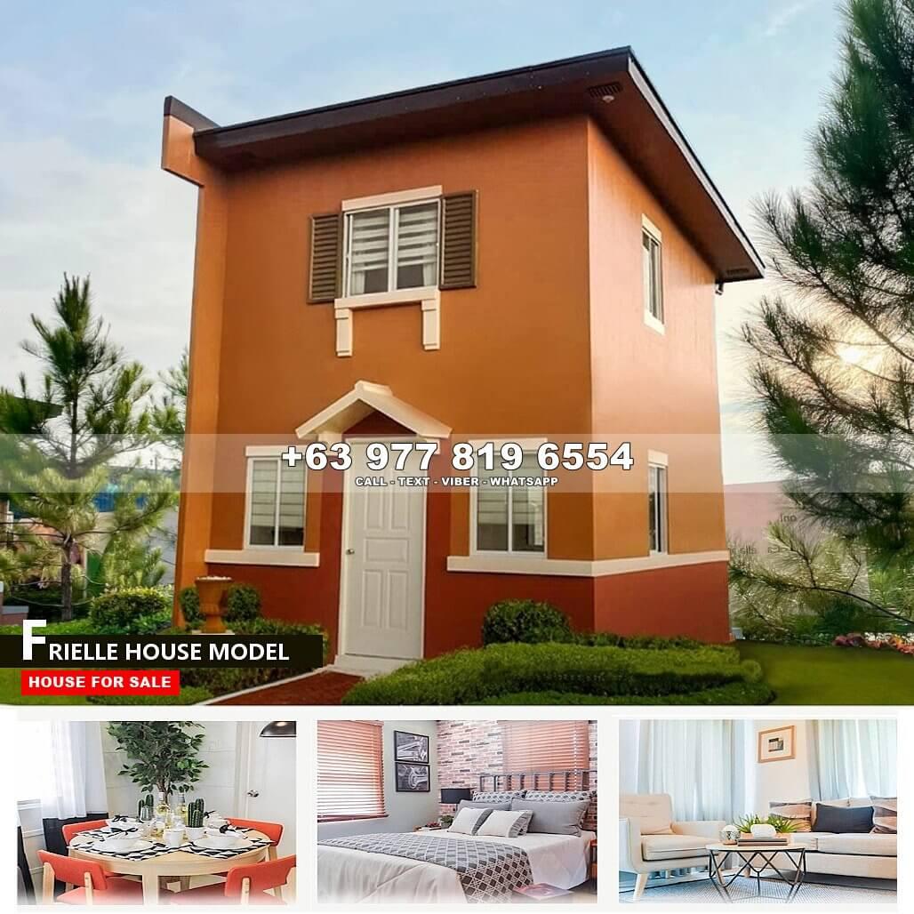 Frielle House for Sale in Bataan / Bataan